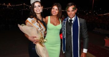 """Antofagasta Traditions: Annual """"Queen"""" and """"King"""" Selected"""