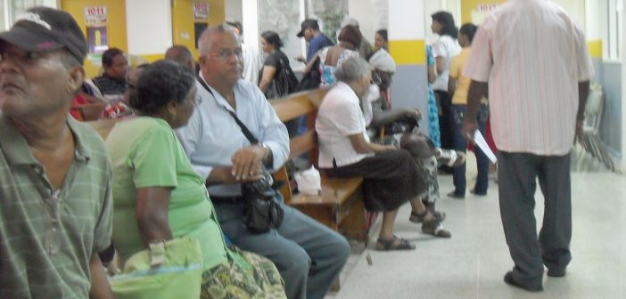 Health waiting lists in Chile: a matter of life and death