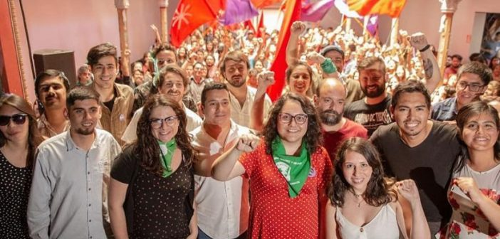 Convergencia Social: Four Political Parties Join Forces On Chilean Left
