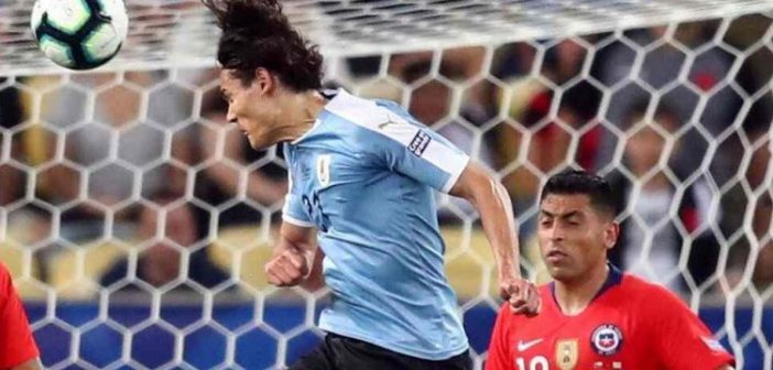 Chile Loses First Place in Group to Uruguay